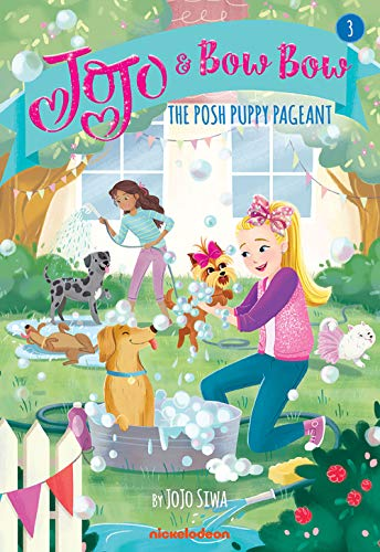 The Posh Puppy Pageant (JoJo and BowBow, Bk. 3)
