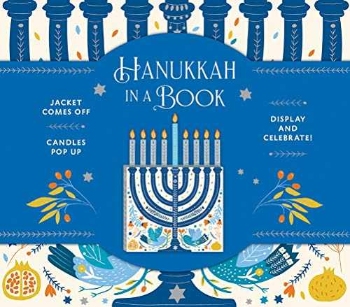 Hanukkah in a Book (UpLifting Editions)