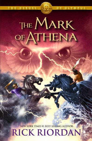 The Mark of Athena (Heroes of Olympus, Bk. 3)