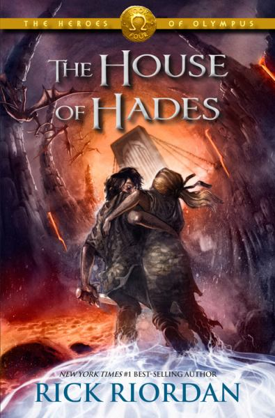 The House of Hades (Heroes of Olympus, Bk. 4)