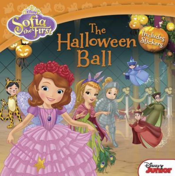 The Halloween Ball (Sofia the First)
