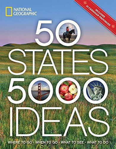 50 States, 5,000 Ideas (National Geographic)