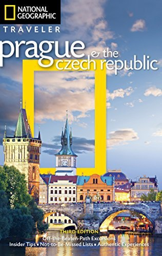 Prague and the Czech Republic (National Geographic Traveler, 3rd Edition)