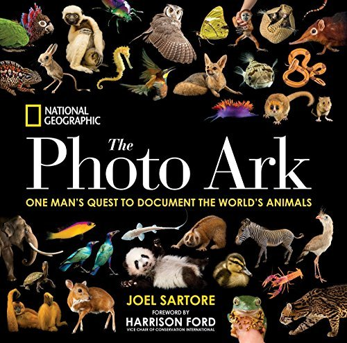 The Photo Ark: One Man's Quest to Document the World's Animals (National Geographic)