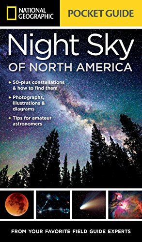 Night Sky of North America (National Geographic Pocket Guide)