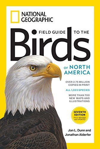 Field Guide to the Birds of North America (National Geographic, 7th Edition)
