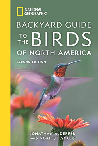 National Geographic Backyard Guide to the Birds of North America (2nd Edition)
