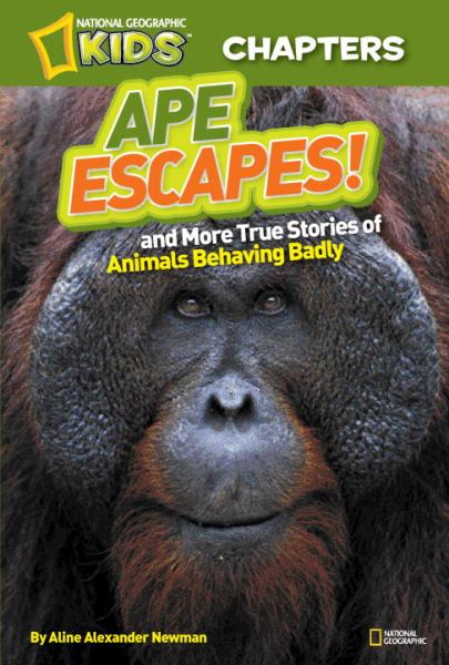Ape Escapes!