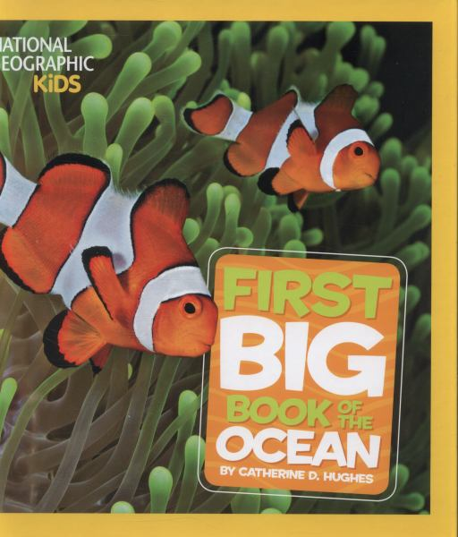 First Big Book of the Ocean (National Geographic Kids)