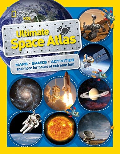 Ultimate Space Atlas (National Geographic Kids)