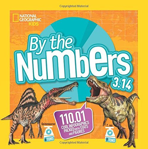 By the Numbers 3.14 (National Geographic Kids)
