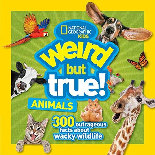Weird But True Animals (National Geographic Kids)