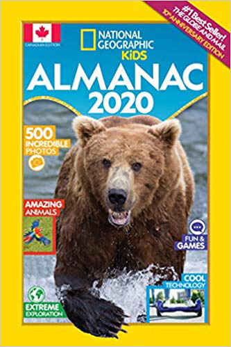 2020 Almanac (National Geographic Kids)