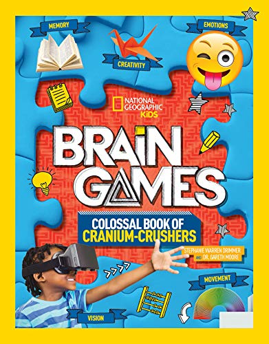 Brain Games: Colossal Book of Cranium-Crushers