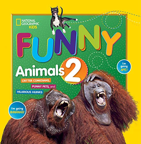 Just Joking Funny Animals 2 (National Geographic Kids)