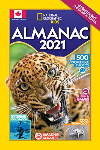 Almanac 2021 Canadian Edition (National Geographic Kids)