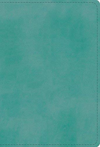 ESV Student Study Bible (TruTone Turquoise)