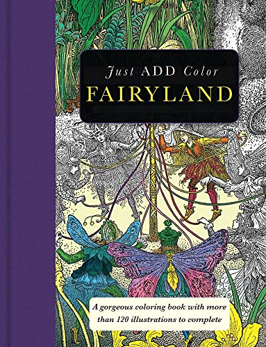 Fairyland (Just Add Color)