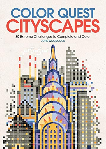 Color Quest: Cityscapes