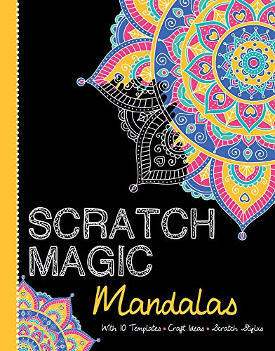 Mandalas (Scratch Magic)