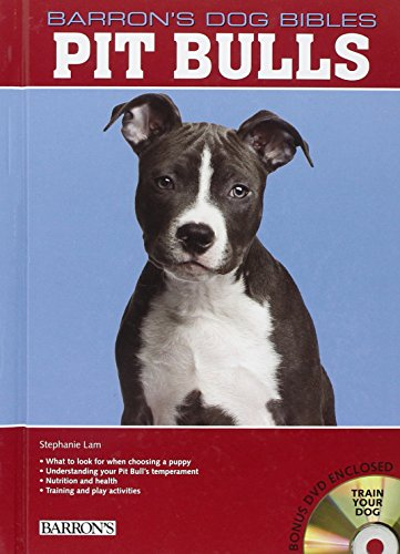Pit Bulls (B.E.S. Dog Bibles Series)
