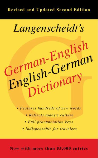 German-English Dictionary (2nd Edition)