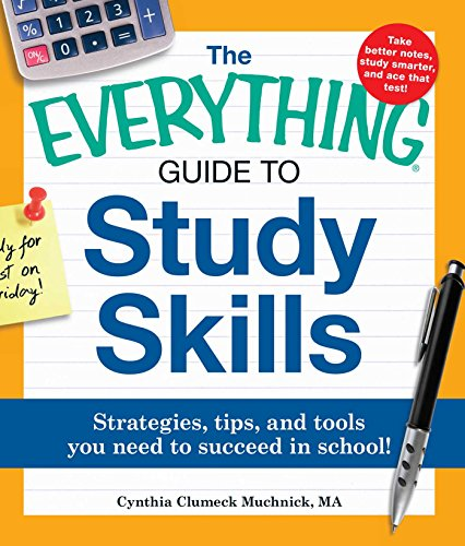 Study Skills (The Everything Guide)