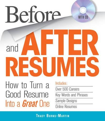 Before and After Resumes: How to Turn a Good Resume Into a Great One