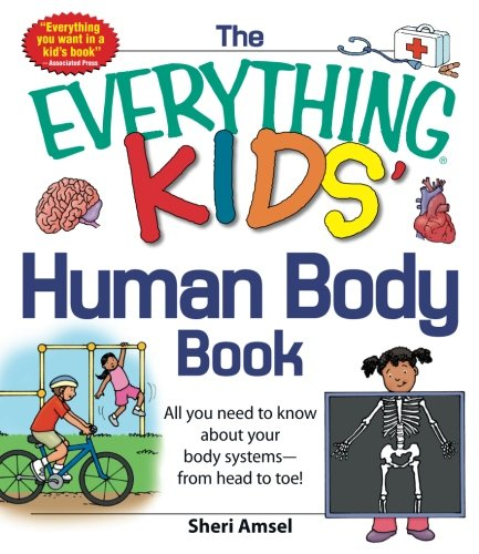 Human Body Book (The Everything Kids')