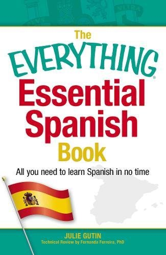 Essential Spanish Book (The Everything)