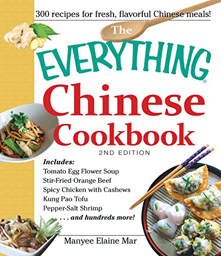 Chinese Cookbook (The Everything, 2nd Edition)