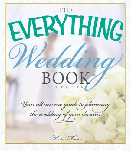 Wedding Book, 5th Edition (The Everything Series)