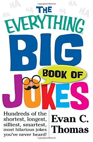 Big Book of Jokes (The Everything)