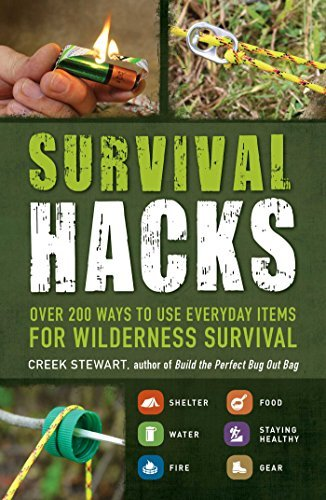 Survival Hacks: Over 200 Ways to Use Everyday Items for Wilderness Survival