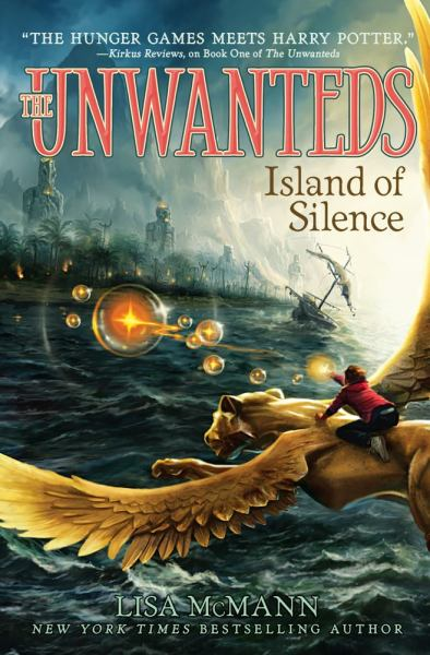 Island of Silence (The Unwanteds, Bk. 2)