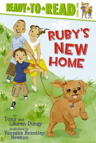 Ruby's New Home (Ready-to-Read, Level 2)