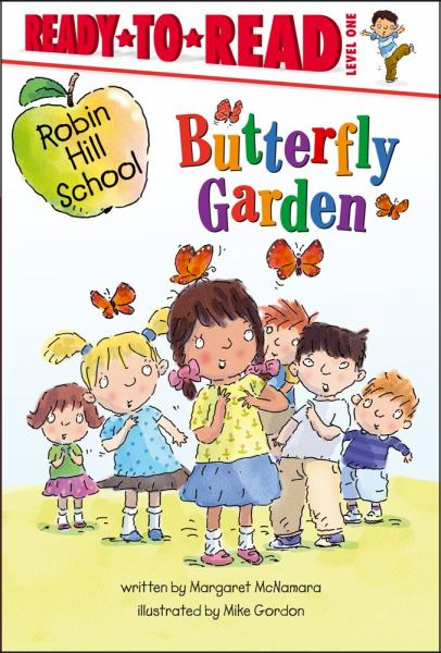 Butterfly Garden (Ready-to-Read, Level 1)