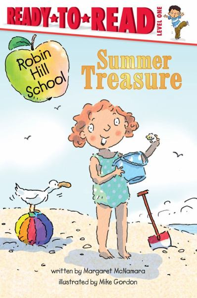 Summer Treasure (Robin Hill School, Ready-to-Read, Level 1)