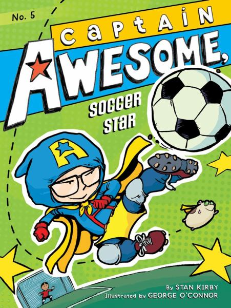Captain Awesome, Soccer Star (Bk. 5)