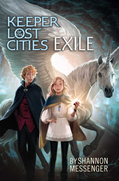 Exile (Keeper of the Lost Cities, Bk. 2)