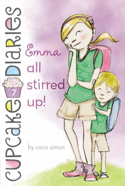 Emma All Stirred Up! (Cupcake Diaries, Bk. 7)