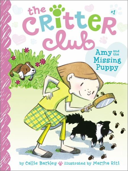 Amy and the Missing Puppy (Critter Club #1)