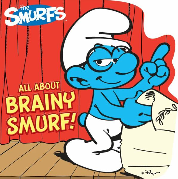 All About Brainy Smurf! (The Smurfs)