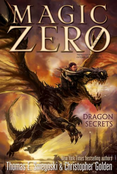 Dragon Secrets (Magic Zero, Bk. 2)