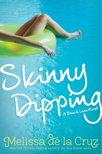 Skinny-Dipping (The Au Pairs, Bk 2)