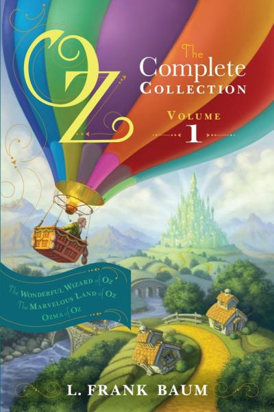 Oz (The Complete Collection, Vol. 1)