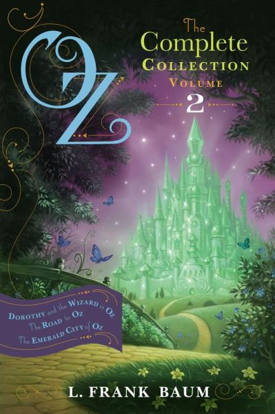 Oz (The Complete Collection, Vol. 2)