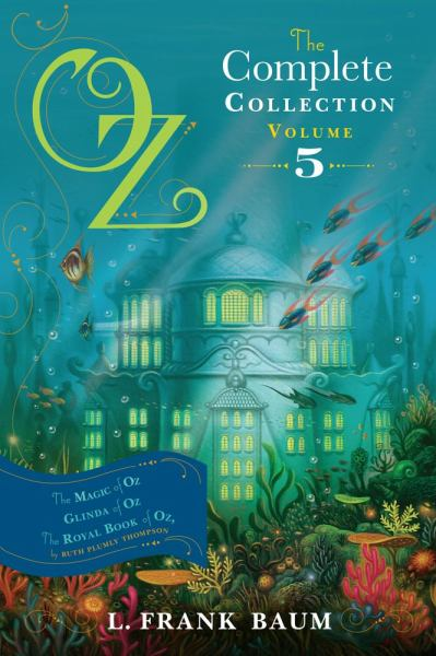 Oz (The Complete Collection, Vol. 5)