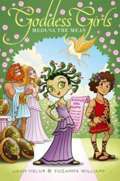 Medusa the Mean (Goddess Girls, Bk. 8)
