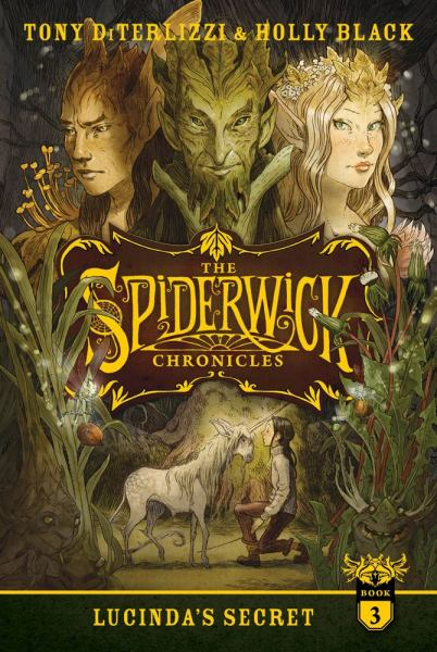 Lucinda's Secret (The Spiderwick Chronicles, Bk. 3)